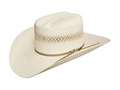 "Resistol  Wildfire, Natural Tan Color, 20X Regular Oval, 4 4/1"" Brim"