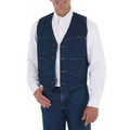 Wrangler Prewashed Unlined Denim Vest