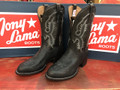 Tony Lama Black Cowhide CT2036