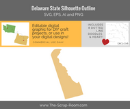 Delaware Digital Graphics Set