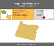 Oregon Digital Graphics Set