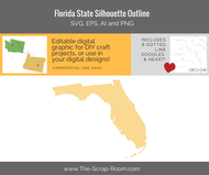 Florida Digital Graphics Set