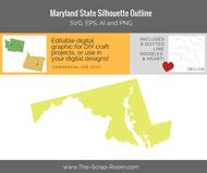 Maryland Digital Graphics Set