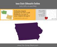 Iowa State Digital Graphics Set