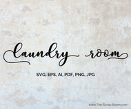 Laundry Room - High Quality Vector graphic in eps, svg ai, png and jpg formats-for scrapbooking and crafts &DIY