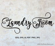 Laundry Room  - High Quality Vector graphic in eps, svg ai, png and jpg formats-for scrapbooking and crafts & DIY