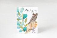 Printable Thank You Card - Boho Card - Thank You - Printable Greeting Card