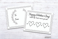 "DIY Scratch Ticket Valentine Printables with Easy Tutorial for ""Scratch Off"" Layer"