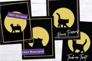 Build a Card Digital DIY Card Making Kit - Halloween Card Bundle 1