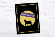 Build a Card Digital DIY Card Making Kit - Halloween Card 1