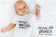 Mommy's little Prince Digital Design
