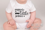 Daddy's little Prince Digital Design