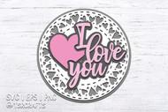Love Layered Design