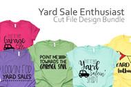 Garage Sale SVG Design for DIY & Crafts - Garage Salein' Tee Shirt Digital Design - Svg and Png design set