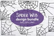 Spider Webs SVG Bundle - 10 design bundle