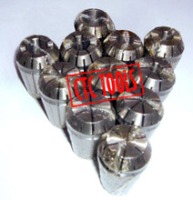 ER32 COLLET SET (10 PCS) CNC MILLING IMPERIAL LATHE MILL WORK TOOL HOLDER