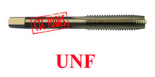 UNF PlugTap In M2 HSS Molybdenum Tool Steel Tapping Thread Threading