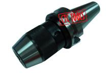 Integral Design For Industrial CNC Application - 1mm To 16mm Capacity - BT40 BT50 Arbor