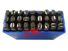 LETTER HAND MARKING PUNCHES METAL MARKING STAMP IDENTIFICATION