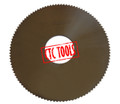 CARBIDE SLITTING SLOTTING SAW BLADE CUT OFF CUT-OFF