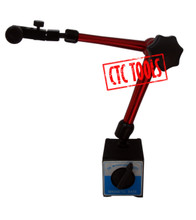 QUALITY HYDRAULIC ONE KNOB CAM-LOCK MAGNETIC BASE FOR DIAL TEST INDICATOR GAUGES GAGES