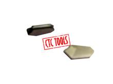 KORLOY GTN KGT NC3020 CVD STEEL SP INSERT PARTING CUT OFF CUT-OFF INDEXABLE BLADE CARBIDE