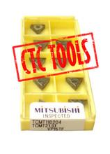 MITSUBISHI CARBIDE INSERT TCMT110204 VP15TF MILLING BORING CNC