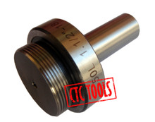 """BORING HEAD ARBOR 1-1/2"""" 16MM CYLINDRICAL STRAIGHT SHANK LENGTH 50,MM ER25 COLLET SIZE CNC"""
