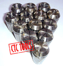 FULL ER11 COLLET SET 13 PCS CNC MILLING LATHE DIN6499 ISO15488 MILL WORK TOOL HOLDER