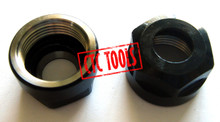 DIN6499 ISO15488 2 PC ER20 COLLET CLAMPING NUT CNC MILLING LATHE