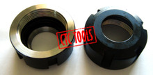 2 PC ER25 COLLET CLAMPING NUT CNC MILLING LATHE DIN 6499 ISO15488