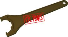 ER32 SAFETY SPANNER WRENCH ER DIN6499 COLLET ISO15488