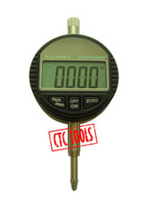 DIGITAL IMPERICAL METRIC DIAL TEST INDICATOR PRECISION MEASURING GAUGE RUN-OUT INSTRUMENT GAGE