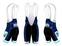 WTC Men's Cycling Bib Shorts