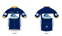 WTC Men's Short Sleeve Cycling Jersey