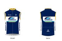 WTC Men's Cycling Wind Vest