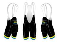 Meteors Cycling Bib Shorts