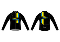 Meteors Long Sleeve Cycling Jersey