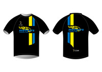 Meteors Short Sleeve Running Shirt