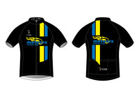 Meteors Short Sleeve Cycling Jersey