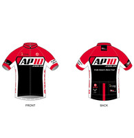 AP10 Womens Short Sleeve Cycling Jersey