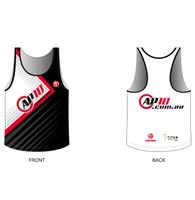 AP10 Womens Running Singlet (Racerback)