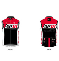 AP10 Womens Cycling Wind Vest