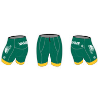 WTC Men's Tri Shorts - Green
