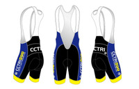 CCTri Mens Cycling Bib Shorts