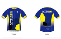 CCTri Mens Short Sleeve Tri Top