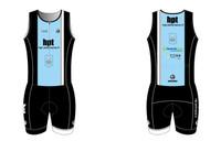 HPT Men's Sleeveless Tri Suit