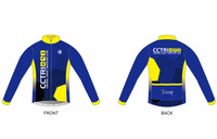 CCTri Mens Cycling Wind Jacket