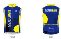 CCTri Mens Cycling Wind Vest