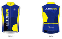 CCTri Womens Cycling Wind Vest